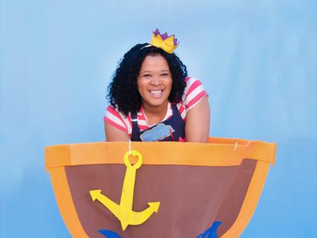 Vamos montar um barco para contar histórias?