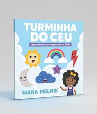 Livro Infantil Turminha do Céu