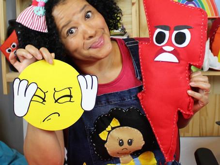 Setembro Amarelo Kids: raiva e frustração