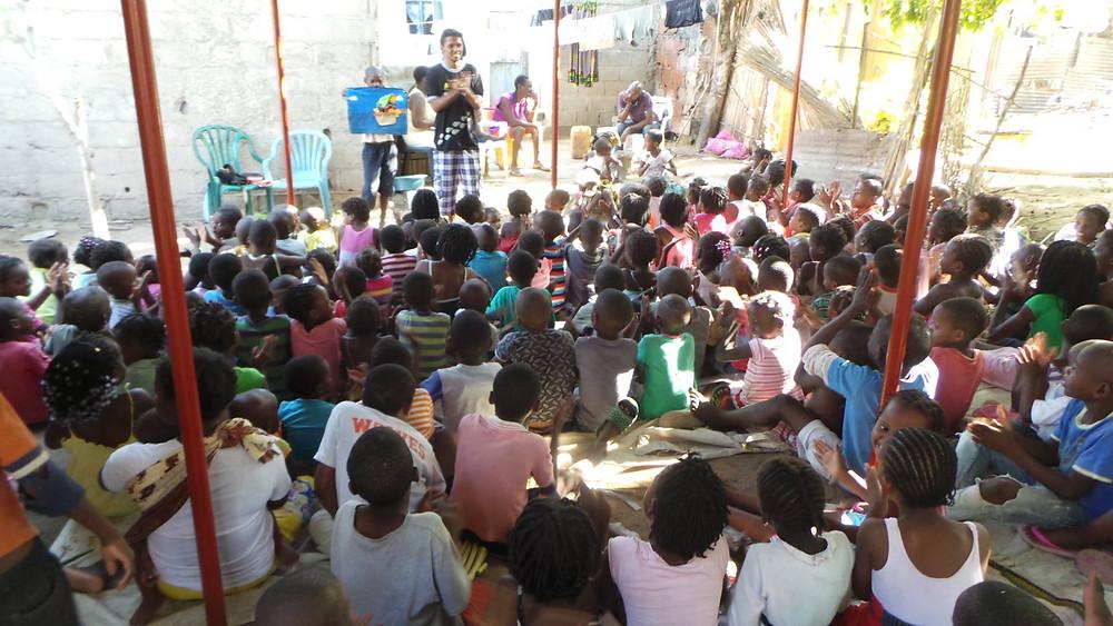 missões Africa