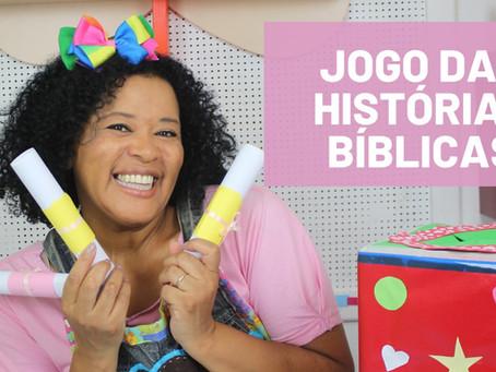 Jogo das histórias bíblicas