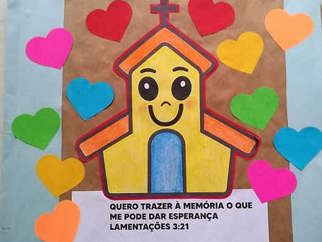 Como fazer para criança gostarem da Igreja?