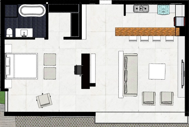 apartamento modelo 02