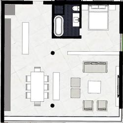 apartamento modelo 01