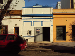 fachada frontal antes