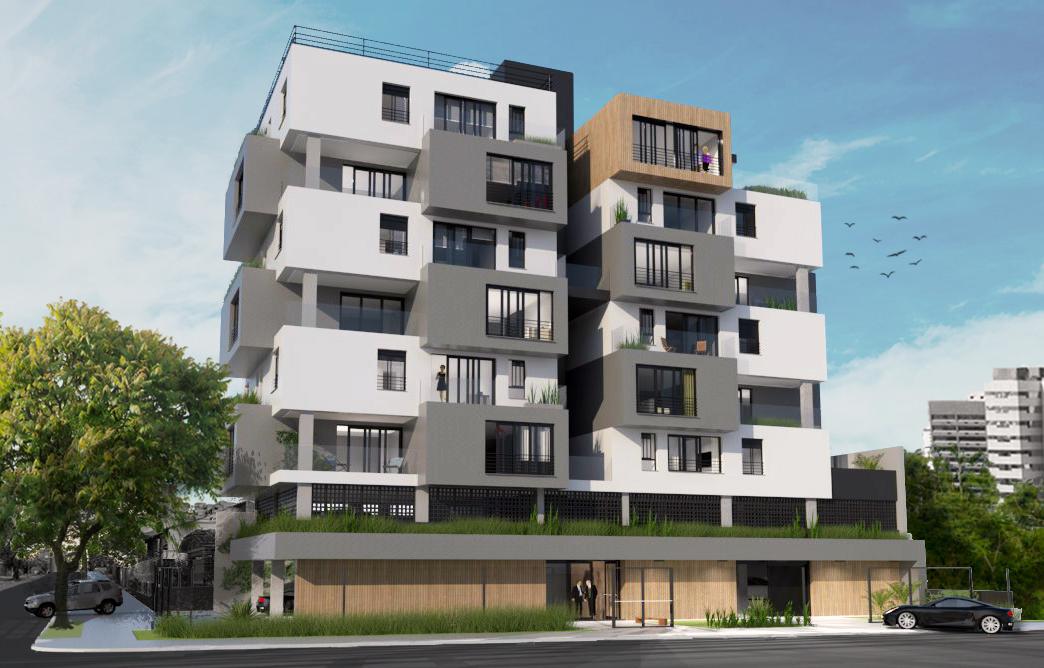 estudo edifício residencial