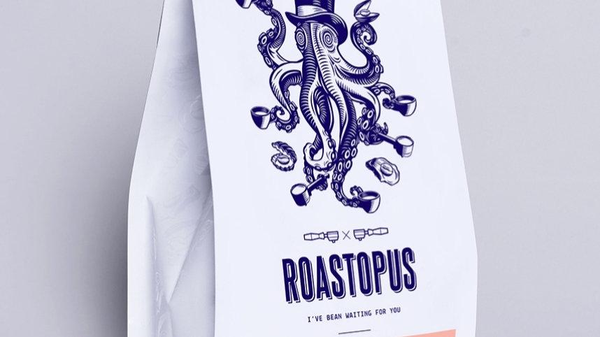Roastopus szemes kávé - Seashell 250gr
