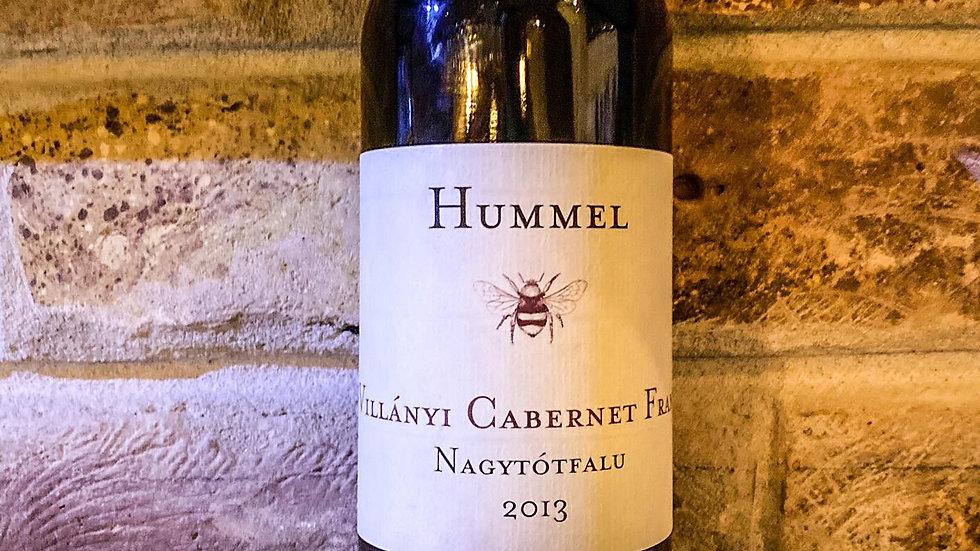 Hummel pince - Cabernet Franc (2013) 0,75l