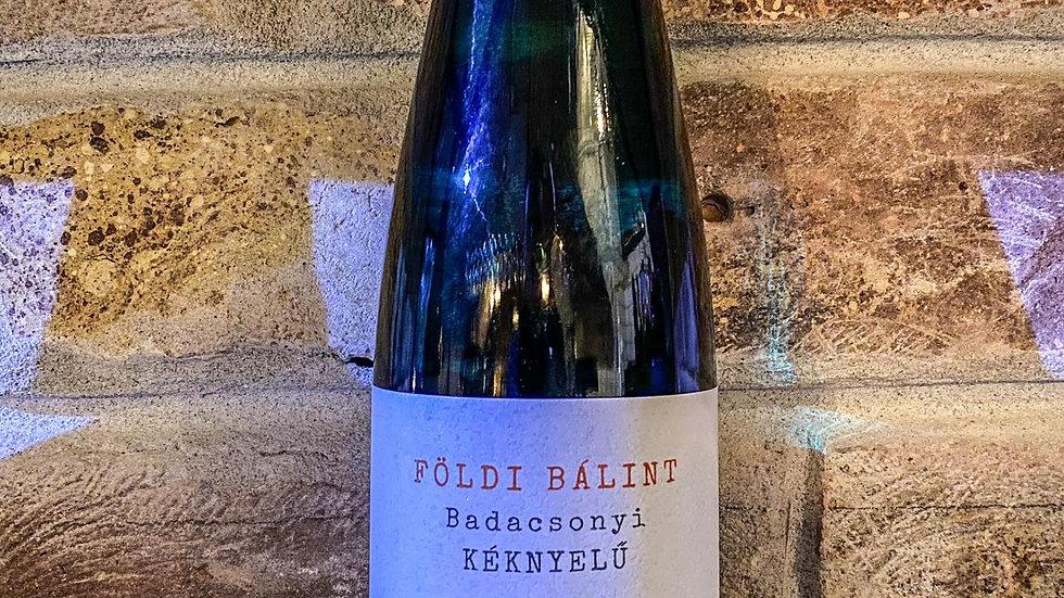 Földi Bálint - Badacsonyi kéknyelű 2019 0,75l
