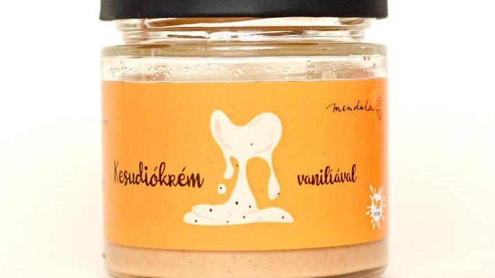 Kesudiókrém vaníliával 180gr