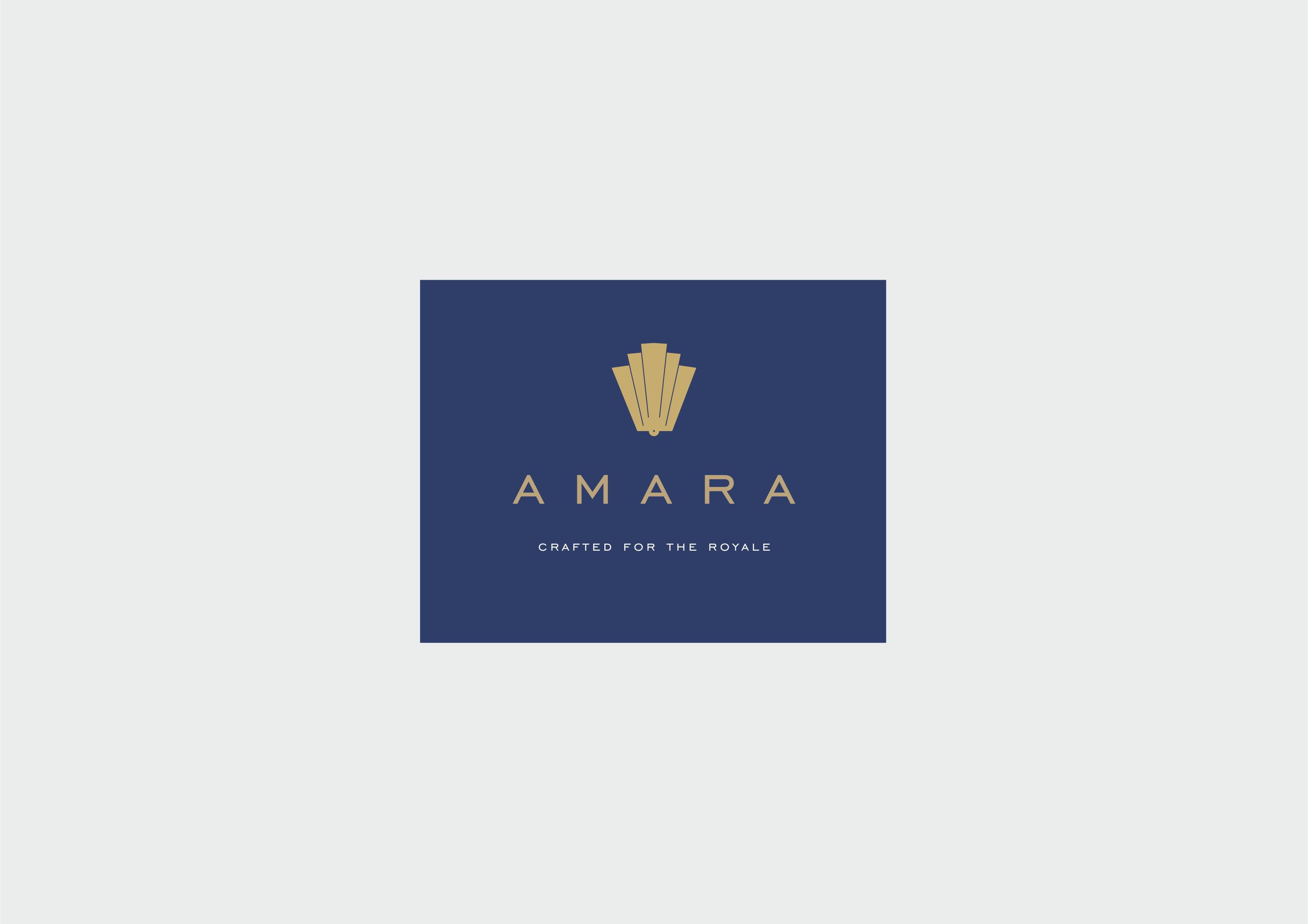 Brand Identity for Amara Jewellery