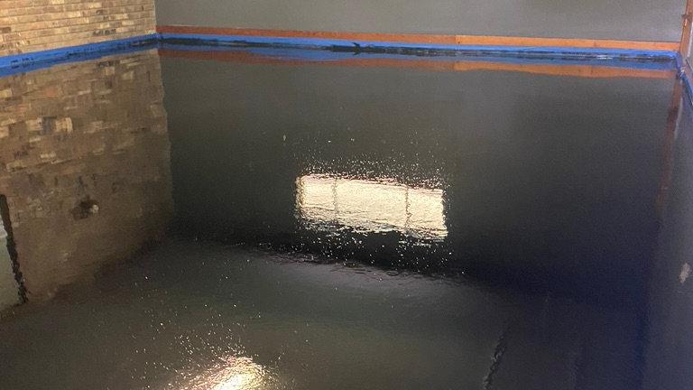 Epoxy, Epoxy Flake, Urethane, and Polyaspartic floors