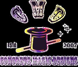 Concrete Magic designs logo