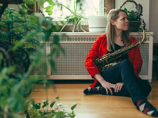 Caroline Davis: Jazz Saxophonist
