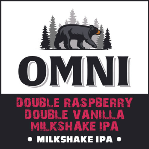 Malt Shop: Double Raspberry Double Vanilla