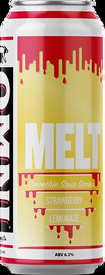 Melt strawberry lemonade smoothie sour