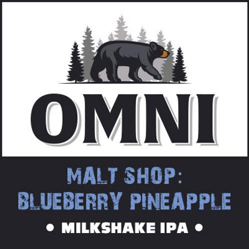 Blueberry Pineapple Milkshake IPA