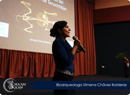 Entre huesos y Arqueología.
