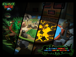 Game Promotional Art