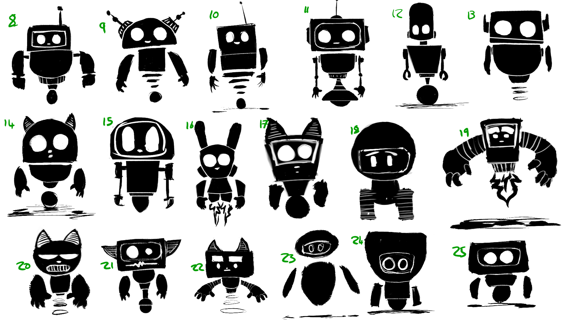 Robot Silhouettes 03.png