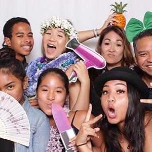 Kimie's Graduation Party