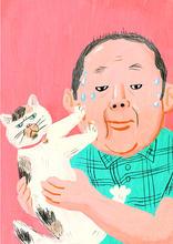猫との距離感・夏