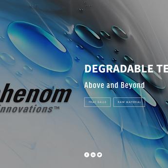 Phenom Website