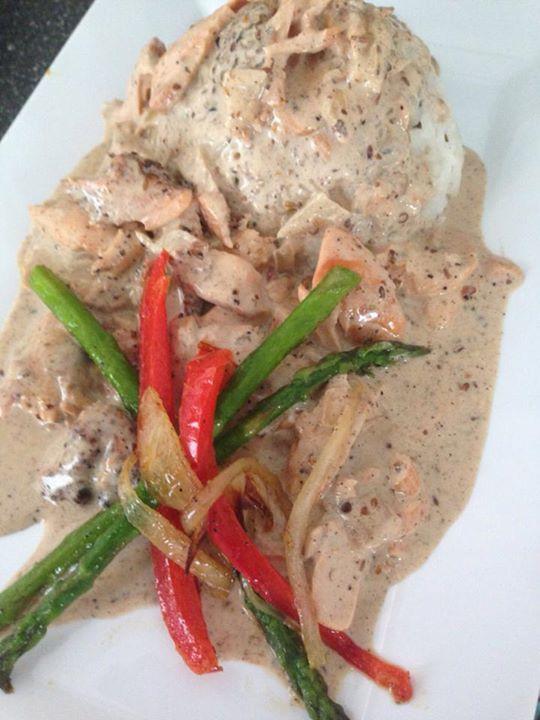 Chicken Tiki Masala