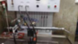 Проверка рулевой рейки на стенде