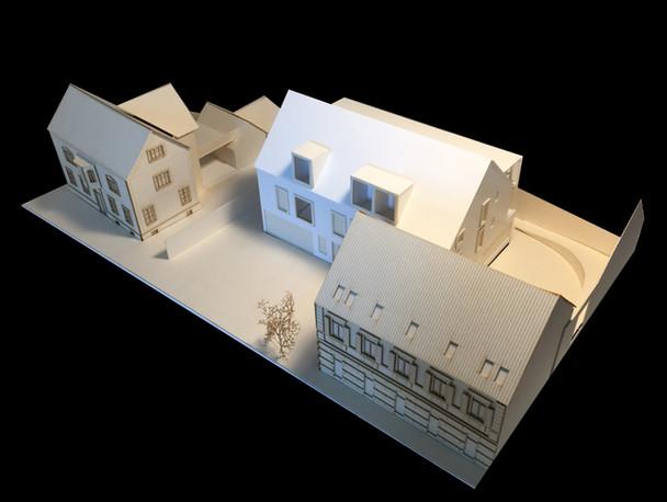 Aufstockung Stadthaus