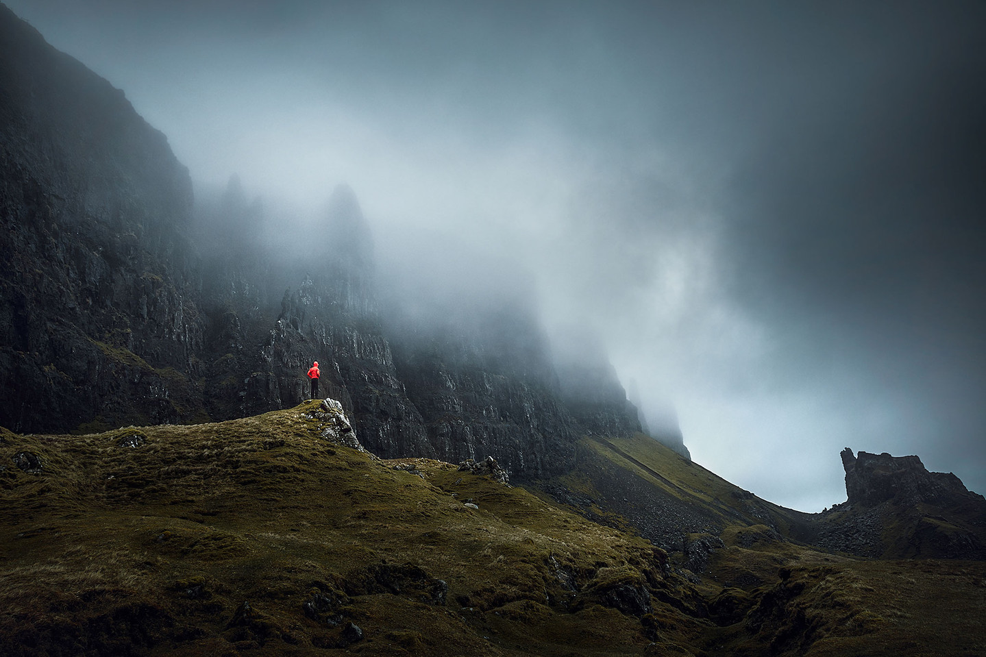 """""""The young man of Storr"""""""