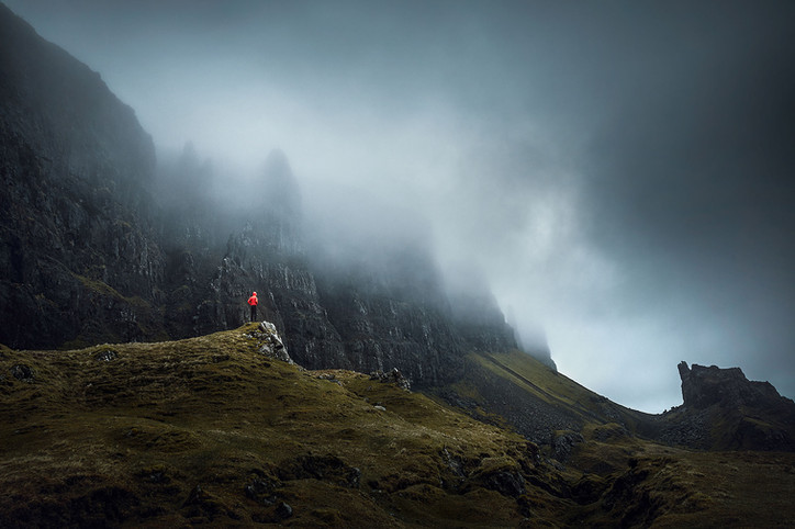 """The young man of Storr"""