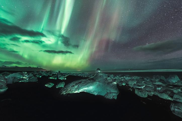 """Aurora of Ice"""