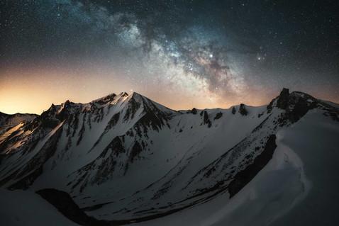 """""""Voie Lactée glacée"""""""