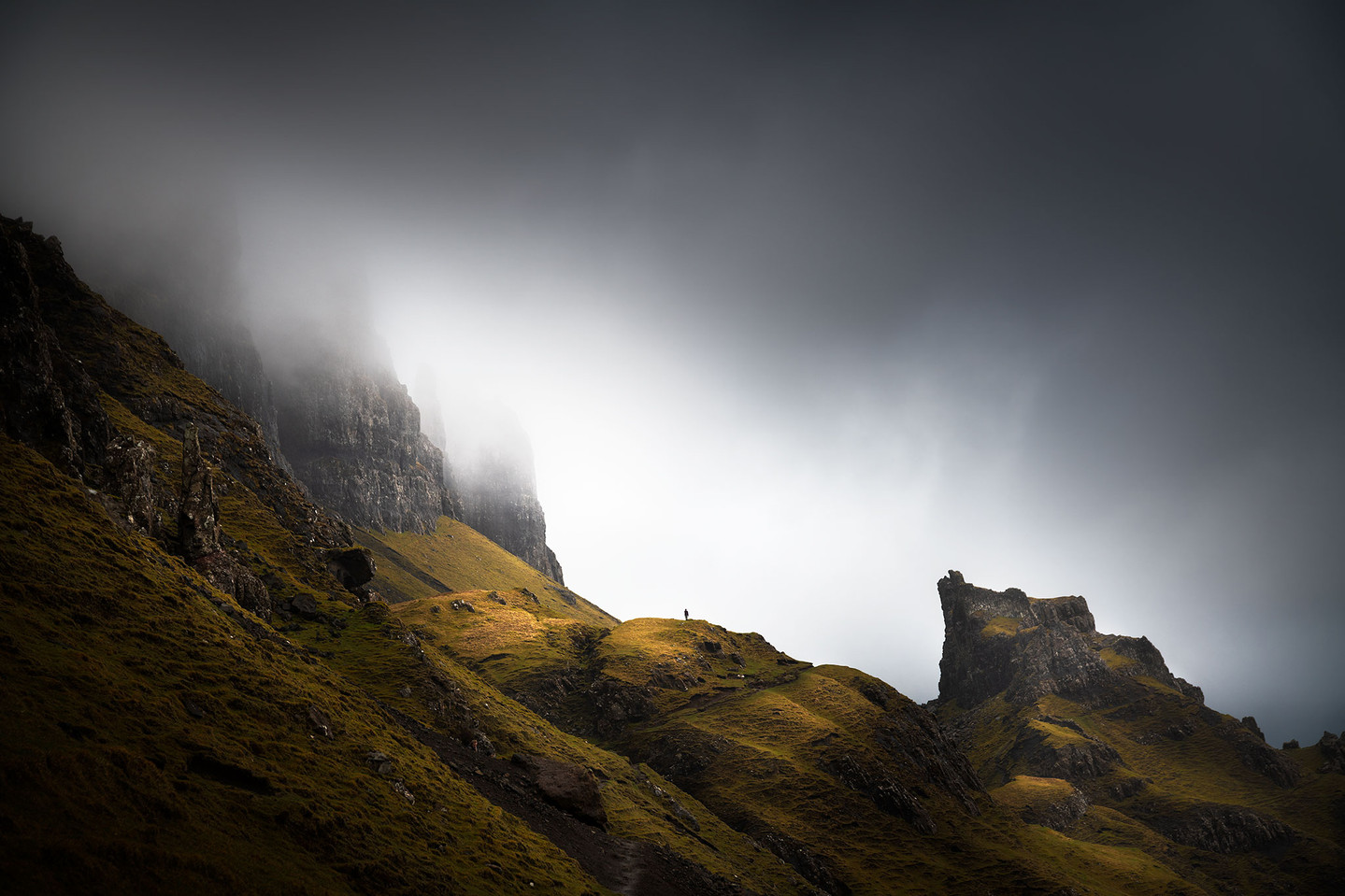 """""""Between Moutains and clouds"""""""