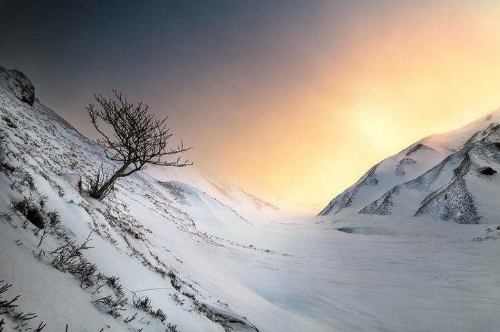 """""""Immensité hivernale"""""""