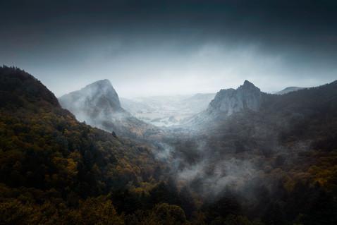 """""""Mordor in Auvergne"""""""