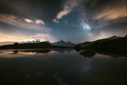 """""""Lac aux étoiles"""""""