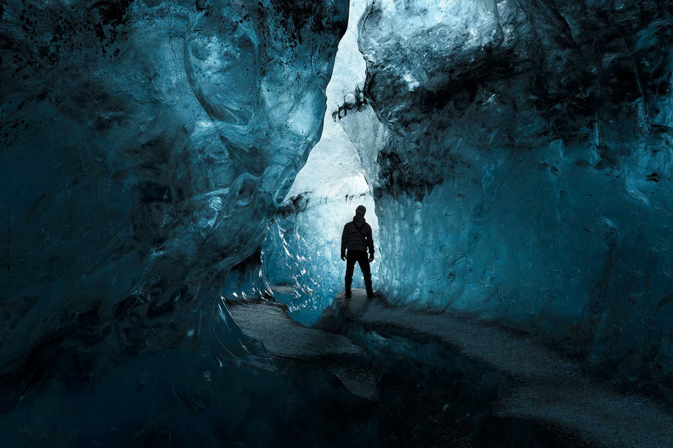 """""""Cave of Ice"""""""