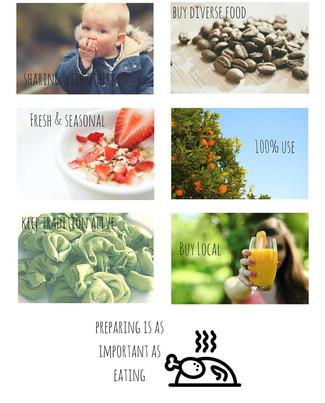 תענוג בצלחת: על מזון איטי וקיימות