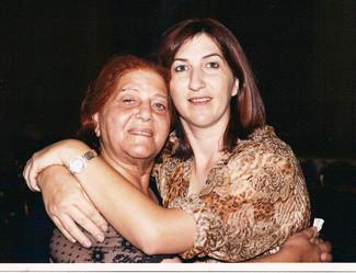 אמא-אני מתגעגעת.....