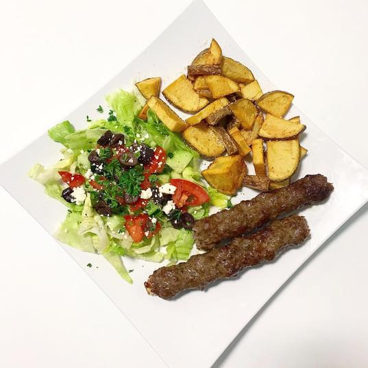 Beef Kabob Entree