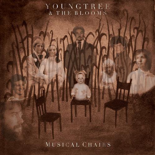 """Vinyl LP - """"Musical Chairs"""""""