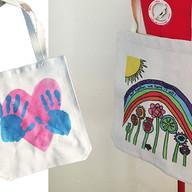 Personalised Reusable Tote Bags