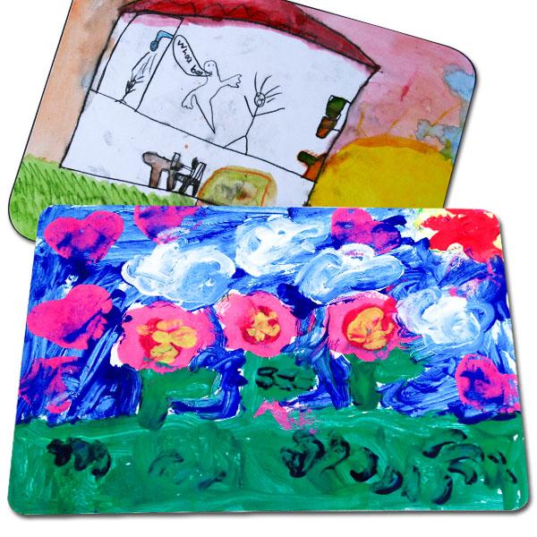 Mother's day art fundraising idea