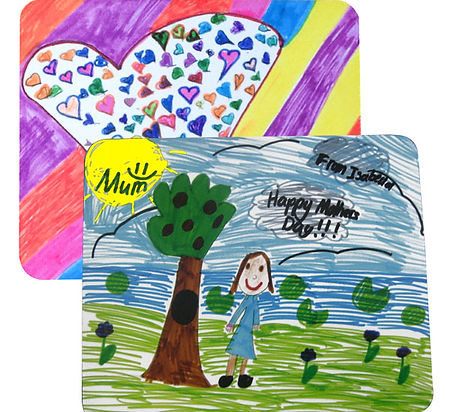 School Funraiser with personalised Mouse Mat