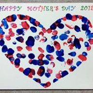 Personalised Mother's Day Placemat