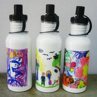 Refillable Drink Bottles