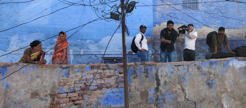 The Blue City - Jodhpur India