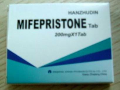 ¿Cuáles son las precauciones especiales que debo seguir con la Mifepristona ?